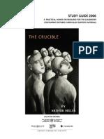 Shaw Study Guide Crucible[1]