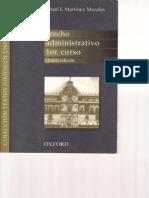Derecho Administrativo - 1er. Curso - Rafael i. Martínez Morales