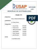 Informe Memorias de Sostenibilidad.docx