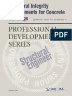 Strucutural Integrity Requirements for RCC Structures