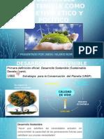 6ta Clase El Desarrollo Sostenible Como Objetivo Ético y Político