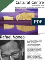 Auditorium Congress Center Kursaal Rafael Moneo