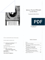 Deleuze Spinoza Practical Philosophy