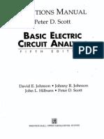 Basic Electronc Circuit Analysis