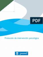 Protocolo Intervencion psicologica