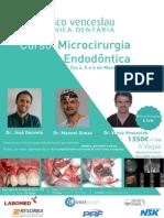 Curso Microcirurgia Endodôntica