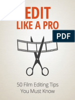 EditLikeAPro eBook