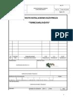 IIEE - ESPECIFICACIONES TÉCNICAS TORRE BARLOVENTO