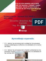 UNIDAD II Primera Parte ISOS 9000 - 9001 Y 14000 - 14001 - Copia