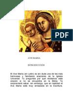 Comentario Del Ave María