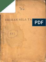 Brihan Nila Tantra 1938 - Ramchandra Kak