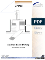 Electron Beam Drilling-ebopulse