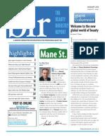 BIR Sample Newsletter