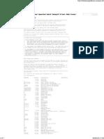 Tcp_udp Port List