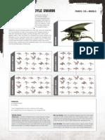 Tyranid Datasheet - Leviathan Gargoyle Swarm