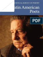 (Critical Survey of Poetry) Rosemary M. Canfield Reisman-Latin American Poets (Critical Survey of Poetry, Fourth Edition) -Salem Press Inc (2011)