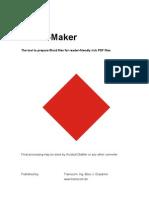 PDF T Maker M English