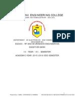 EC2403-RF and Microwave Engineering (1)