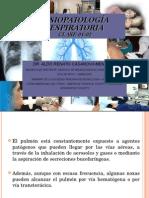 Clase 01 y 02 Fisiopatología Respiratoria 2015. Dr Casanova
