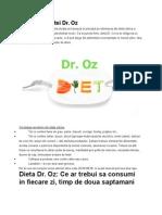 Principiile Dietei Dr
