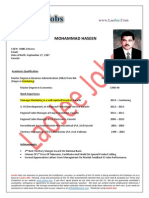 Mohammad Haseen - Marketing Manager