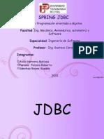 Spring JDBC