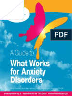 Guide to What Works for Anxiety