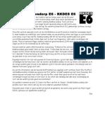 2015-10-24 - Verslag SC Badhoevedorp E6 - RKDES E6