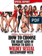How to Choose the Right Woman