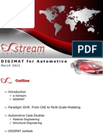 Digimat for Automotive Applications