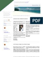Isla Viveros - Newsletter February 2008 - andre beladina - panama
