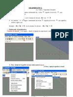 práctica de sistema de inecuaciones lineales