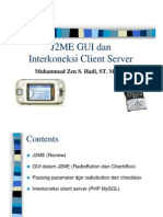 T Modul 13 J2ME