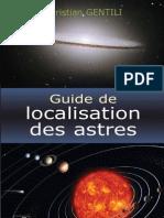 Guide de localisation des astres