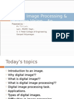 1 Digital Image Processing Machine Vision Introduction
