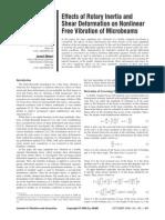 Paper on Muliple Scale Method