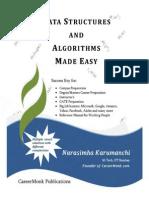 Data Structures and Algorithms Made Easy-Narasimha Karumanchi
