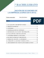 Economía y Organización Empresas