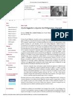 Gros & Davidson _ Foucault, Wittgenstein (1)
