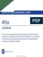 2 - 4.2 Wileman - Africa Region