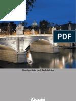 Stadtgebiete und Architektur - iGuzzini - Deutsch