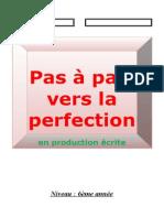 Aide Production Écrite