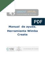 Manual Wimba Create