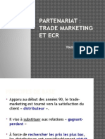 Distribution Et ECR