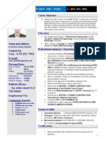 Mechanical Engineer - Procurement