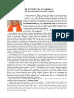 Biobibliografia P Anthony
