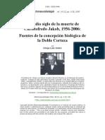 Diego Luis Outes - Fuentes de la concepción biológica de la Doble Corteza  _ Doppelrinde