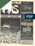 Minneapolis Alternative Scene, Issue 9, Summer 1989