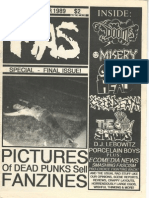 Minneapolis Alternative Scene, Issue 9, Summer 1989