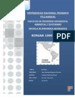 Trabajo Sirgas 1990-1994